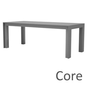 Berco Core Parsons Style Table