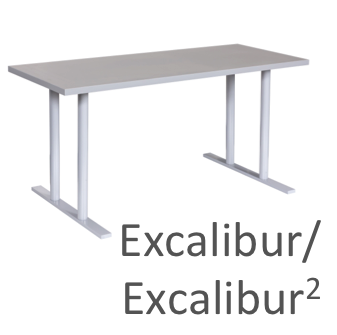 Berco Excalibur Table Builder